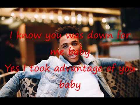 Chris Sails - Letter To My Ex ft Ar'mon & Trey Lyrics