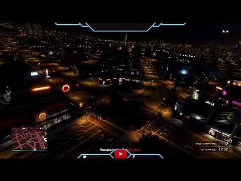 Headhunter - Grand Theft Auto Online CEO Work