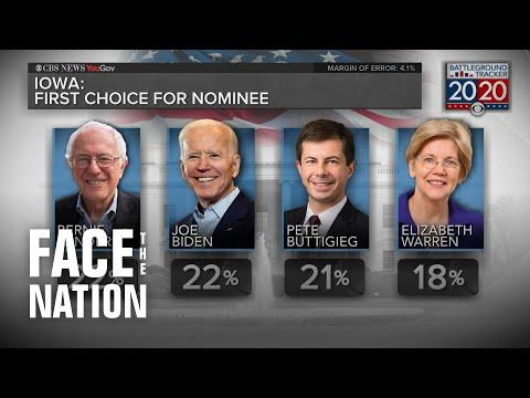 Pete Buttigieg rises in Iowa and New Hampshire as Biden back atop delegate hunt