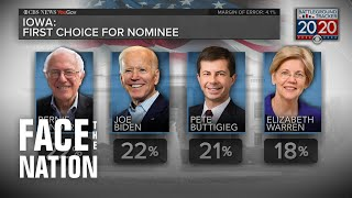 Pete Buttigieg rises in Iowa and New Hampshire as Biden back atop delegate hunt