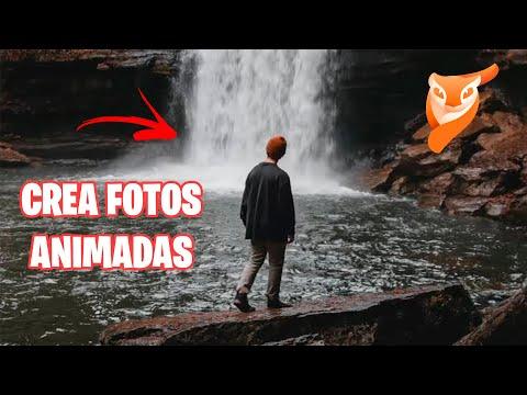 Como Crear FOTOS ANIMADAS con cualquier Foto | TE ENCANTARA ESTA APP