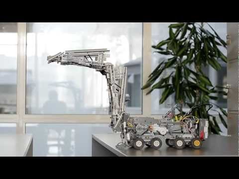 LEGO Mindstorms Bridge Layer