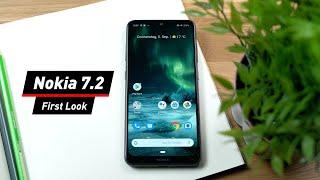 Nokia 7.2: Neues Smartphone mit Zeiss-Kamera  | deutsch