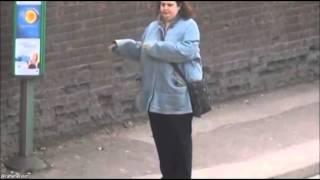 Dancing Queen bus stop ft. Alesha Dixon - Knock Down
