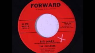 Cyclones - Good Goodnight - Forward 313 - 1959