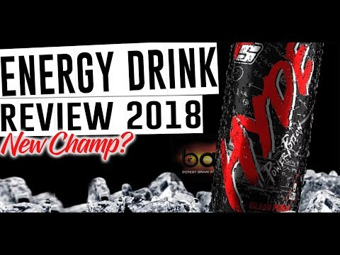 ProSupps Hyde Power Potion Discussion and Tasting with David Sandler
