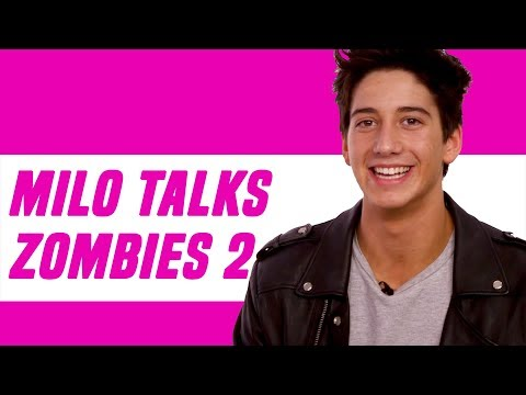 Milo Manheim Talks Zombies 2, DWTS, and Meg Donnelly