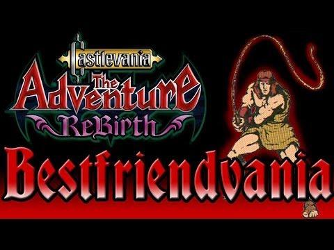 Bestfriendvania - Castlevania The Adventure Rebirth