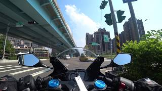 Honda CBR2 50RR with Sony FDR X3000v