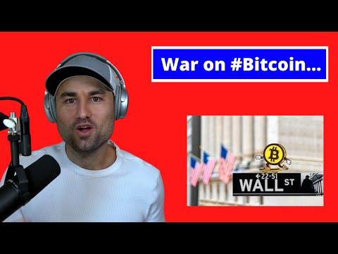 The 'War on #Bitcoin' Is Almost Here - And It Will Get Ugly