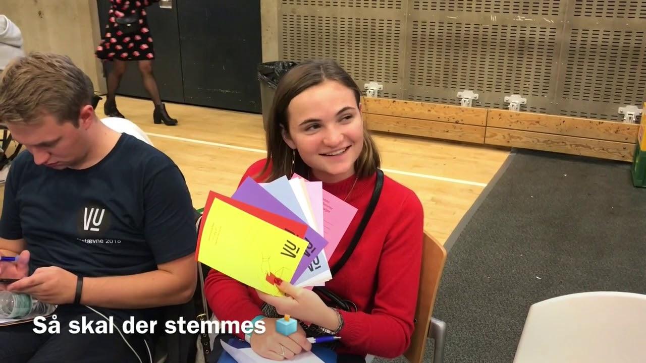 Venstres Ungdoms Landsstævne 2018 på 30 sekunder (ish)