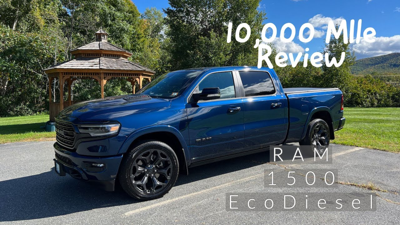 Download 10,000 Mile Review: RAM 1500 Limited EcoDiesel