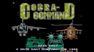 (Arcade) Cobra Command - Completed 1 Credit, 1cc+ 1080p60 thumbnail