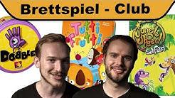 Dobble, Tutti Frutti, Jungle Speed Safari - Lars Paulsen, Rayk Anders im Brettspiel-Club