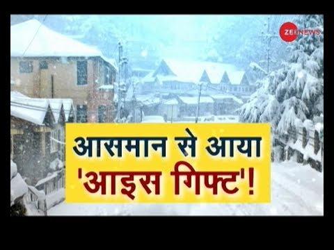 Jammu and Kashmir, Shimla and Uttarakhand gets fresh snowfall