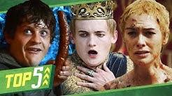Die 5 verstörendsten Dinge an Game of Thrones
