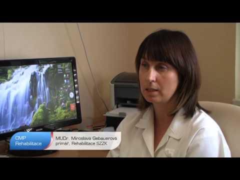 Cévní mozková příhoda /CMP/ - Rehabilitace v akutním stádiu