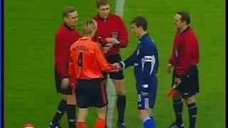 Шахтар - Динамо Киев. ЧУ-2003/04 (2-4)