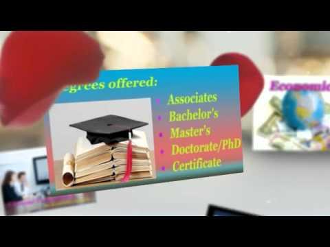 Economics Degrees | Online Schools | Graduate Diploma