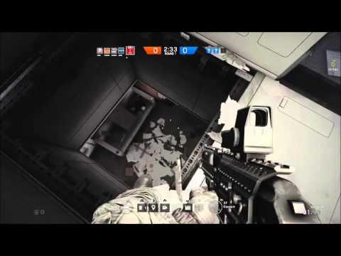 Tom Clancy's Rainbow Six: Siege - Multiplayer - Yippee Ki Yay