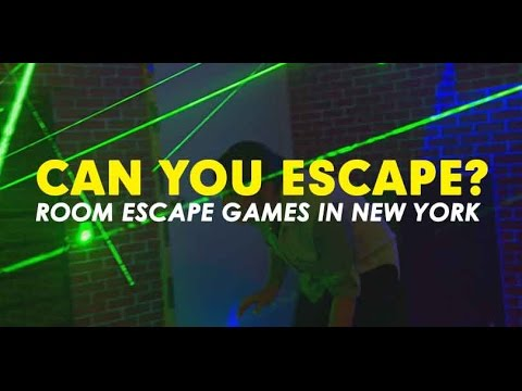 OMEscape Room Escape Games Come to NYC - YouTube