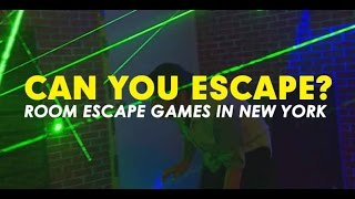 OMEscape Room Escape Games Come to NYC