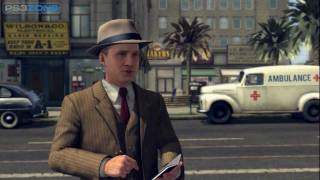 Видео-Обзор L.A. Noire (RUS)