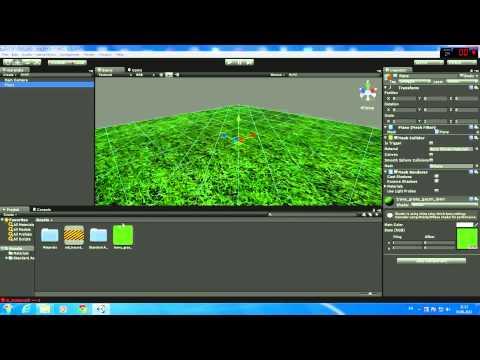 [2 урок] создание игры для андроид в unity 3d (настройка проекта исоздание 1й сцены)