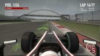 F1 2010 HUN gameplay