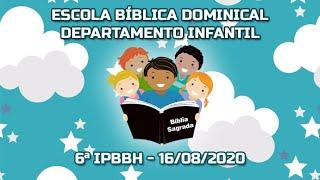 EBD - Departamento Infantil - Laureny Stofel - 16-08-2020