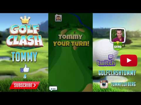Golf Clash tips, Spin Guide 1.0 - How to use spin in your game!