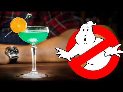 Made my Own Ecto Cooler! | How to Drink