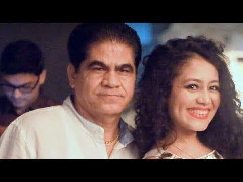 Neha Kakkar Gift A Song To His Father Rishikesh Kakkar Youtube