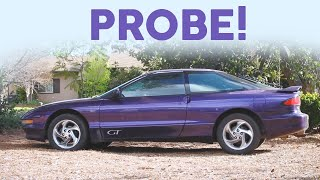 I Bought a Purple Ford Probe GT for $300!