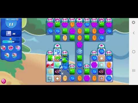 Candy Crush Saga niveau 5088