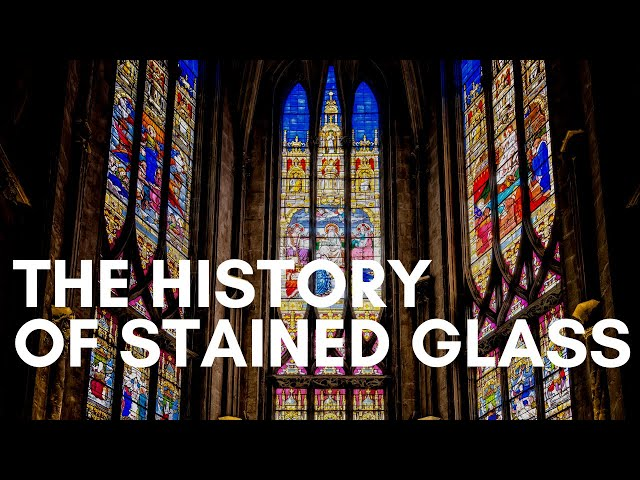 The History of Stained Glass with Peggy Mackey