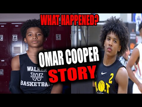 WHAT HAPPENED TO SHARIFE COOPER'S TWIN BROTHER?! OMAR COOPER'S STORY