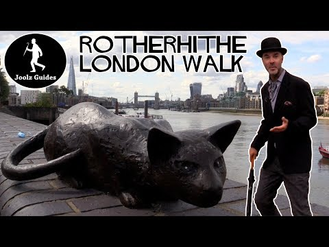 Rotherhithe   London River Walks