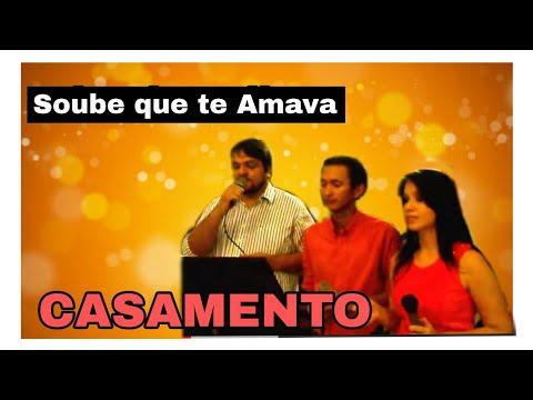 SOUBE QUE ME AMAVA - Ana Paula Letícia Cleomar Marcelo Zé Braga Nel e Taciana