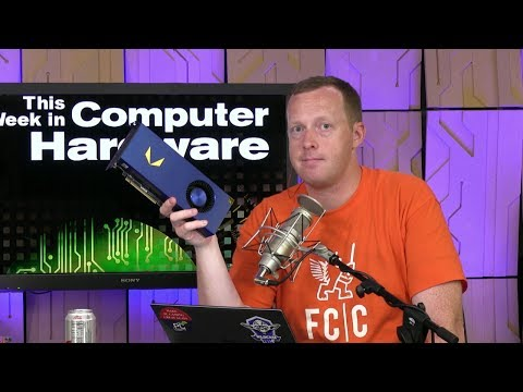 This Week in Computer Hardware 421: AMD Vega Frontier is Here