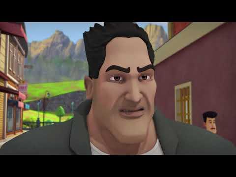 Shiva - Full Episode 15 - The Roboman thumbnail