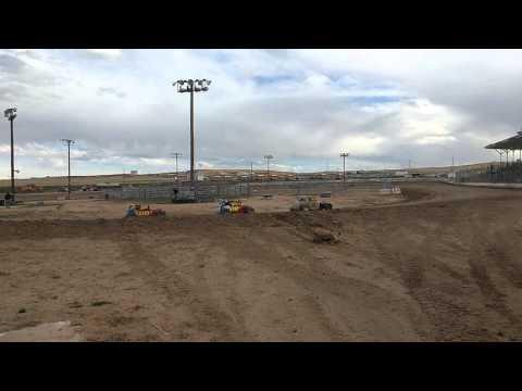 Dwarf Car's EL Paso County Speedway 4/23/16