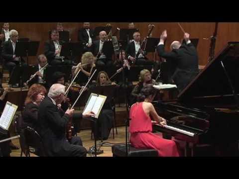 Prokofiev Concerto No. 3, Anna Petrova, piano