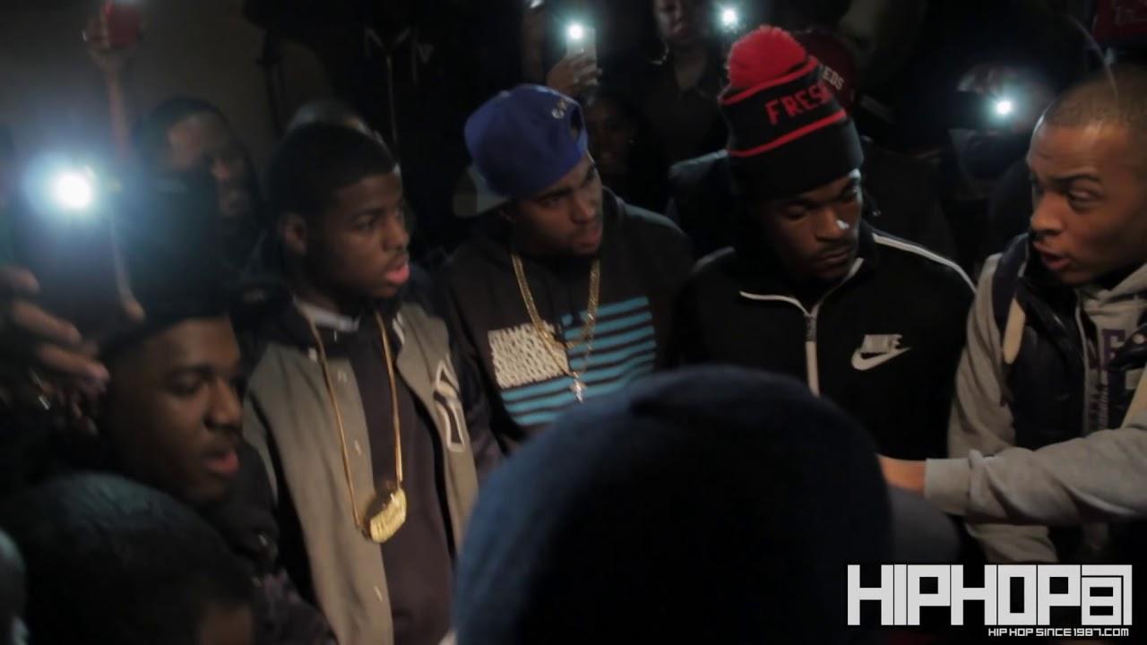 Meek Mill Artist Lil Snupe Vs Desean Jackson Artist Retro