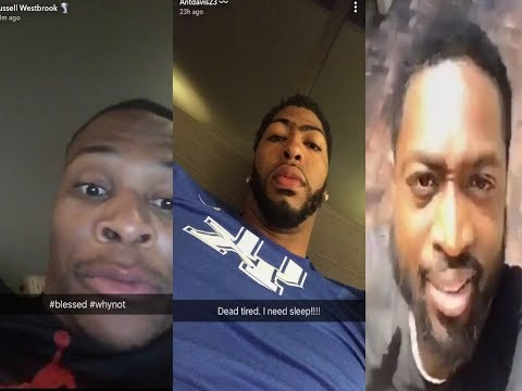 NBA Players React to Kyrie Irving Trade to the Celtics