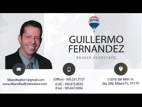 Miami Real Estate, Guillermo Fernandez,The Palms in Kendall,  Miami Foreclosure, Miami Realtor