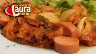 Video Salchichas de Pavo al chipotle Las recetas de Laura Recetas Light download MP3, 3GP, MP4, WEBM, AVI, FLV Januari 2018