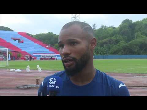 Gol de Yordan Santacruz Cuba vs. Rep. Dominicana Copa de Naciones