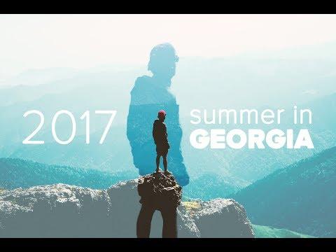(2017) Summer in Georgia with Green Zebra © Le one