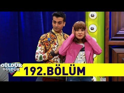 Güldür Güldür Show 192.Bölüm (Tek Parça  HD)